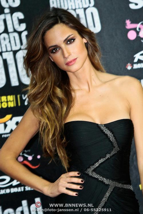 MON/Monte Carlo/20100512 - World Music Awards 2010, Model Ariadne Artiles