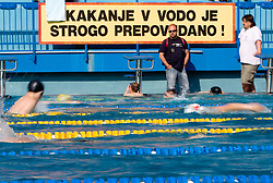 Feature photo at 36th International swimming meeting City of Ljubljana Cup, on May 22, 2011 in Kodeljevo pool, Ljubljana, Slovenia. (Photo By Vid Ponikvar / Sportida.com)