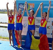 Rotterdam. Netherlands. 2016 ROM BW4- JWRC, U23 and Non Olympic Regatta. {WRCH2016}  at the Willem-Alexander Baan.   Friday 26/08/2016 <br /><br />[Mandatory Credit; Peter SPURRIER/Intersport Images]