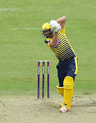 James Vince of Hampshire plays a cover drive - Mandatory by-line: Robbie Stephenson/JMP - 19/06/2016 - CRICKET - Cooper Associates County Ground - Taugnton, United Kingdom - Somerset v Hampshire - NatWest T20 Blast