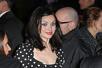 LONDON - FEBRUARY 13: Sophie Ellis-Bextor attends the public relations disaster that was the outside arrivals at the ELLE Style Awards at the Savoy Hotel, London, UK on February 13, 2012. (Photo by Richard Goldschmidt)