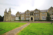"You can buy this creepy old boarding school, complete with text books and furniture<br /> <br /> IF you want to live in a slightly creepy-looking old boarding school in Carmarthenshire, now's your chance.<br /> <br /> For Highmead School in Llanybydder is to go under the hammer at auction, with a list price of £750,000.<br /> <br /> The school closed in 1996 and has been left pretty much as it was, complete with text books and classroom furniture.<br /> <br /> It was built for Herbert Evans on the estate of his mother Elizabeth Lloyd, the last of the Llanfechan branch of the Lloyds of Castell Howell, and the entire site is 65,000 sq ft.<br /> <br /> It will go under the hammer on Tuesday, October 11, with national commercial property consultants, Lambert Smith Hampton (LSH) offering a freehold site which includes a partially modernised Grade II Listed mansion house with teaching and accommodation wings.<br /> <br /> There are 46 bedrooms, some of them en suite, along with several flats, two detached cottages, a swimming pool, gym, tennis courts plus a library, dining hall, reception hall and former admin offices as well as playing fields.<br /> <br /> ""This is a large and unique property with a great deal of potential, particularly for leisure or healthcare operators looking for a striking period building set in 27 acres of peaceful rural grounds with views across Welsh mountains,"" said Simon Riggall, director and auctioneer at LSH Auctions.<br /> <br /> As well as the original mansion house, which boasts some exceptional original features such as a striking wooden staircase with marble pillars and fireplaces, there are extensive teaching and bedroom areas and this really is a rare opportunity to acquire something unusual given the setting, its history and the mix of properties available.""<br /> <br /> If you would like to attend the auction, it will be held at Le Meridien Hotel in Piccadilly, London.<br /> <br /> Visit www.lshauctions.co.uk for more information.<br /> ©lshauctions/Exclusivepix Media"