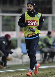December 16, 2017 - Turin, Italy - Lorenzo Insigne during Serie A match between Torino v Napoli, in Turin, on December 16, 2017  (Credit Image: © Loris Roselli/NurPhoto via ZUMA Press)