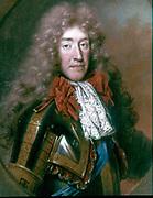 James II of England  VII of Scotland (1633-1701). Reigned 1685-1688. Portrait by Nicolas de Largillierre (1656-1746).