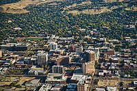 Downtown Boise (Aerial)