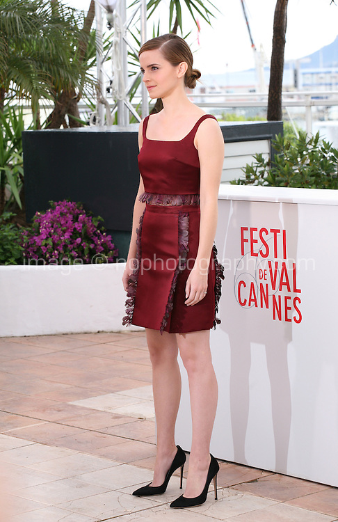 Emma Watson, actress, at the Bling Ring film photocall at the Cannes Film Festival 16th May 2013. The Bling Ring is directed by Sofia Coppola and in Un Certain Regard category of the festival.