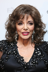 Joan Collins attending the Global Gift Gala held at The Corinthia Hotel in London. PRESS ASSOCIATION Photo. Picture date: Saturday November 18, 2017. Photo credit should read: Isabel Infantes/PA Wire