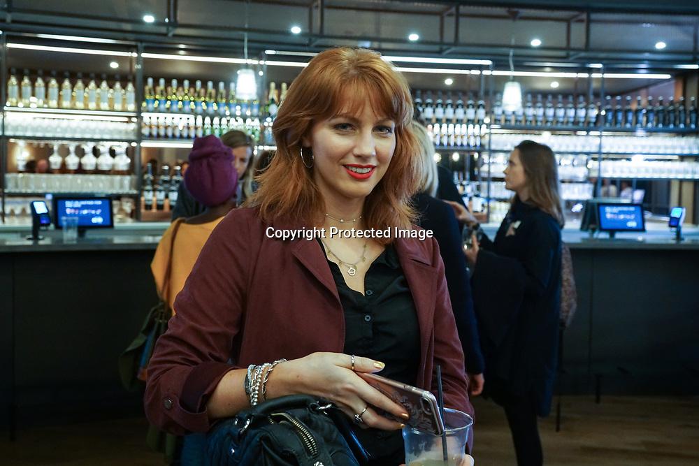 London, England, UK. 21th September 2017.Victoria Johnson of UK Screen Alliance attend Raindance Film Premiere of 'I'm Not Here', starring J.K. Simmons