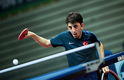 Ozturk Ali of Turkey plays final match during Day 4 of SPINT 2018 - World Para Table Tennis Championships, on October 20, 2018, in Arena Zlatorog, Celje, Slovenia. Photo by Vid Ponikvar / Sportida