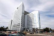 Het Internationaal Strafhof in Den Haag - International Criminal Court, The Hague, Netherlands