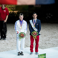 Vaulting - Individual Male Final Competition