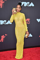 Keke Palmer attends the 2019 MTV Video Music Awards at Prudential Center on August 26, 2019 in Newark, New Jersey. Photo by Lionel Hahn/ABACAPRESS.COM