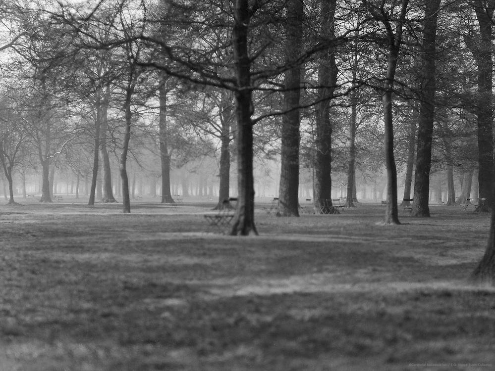 Hyde Park, London, 1910