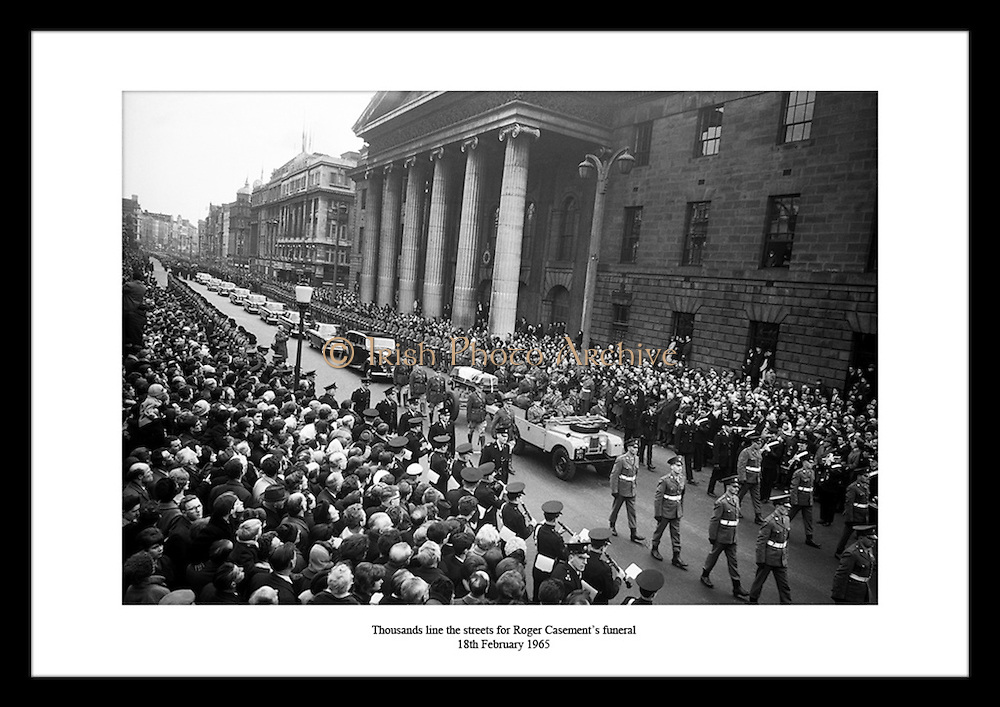 Take a journey through the Irish History with our Old Irish black and white photos of old Dublin. Here you can find the ideal creative Irish gifts for men in your life. Christmas Shopping Online Ireland. Irish Photo Archive captures magical Irish historical events over the last 60 years.