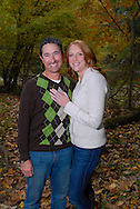 10/14/12 9:23:31 AM - Newtown, PA.. -- Amanda & Elliot October 14, 2012 in Newtown, Pennsylvania. -- (Photo by William Thomas Cain/Cain Images)
