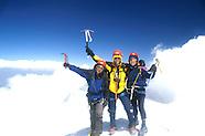 Climbing Mount Ararat, Turkey