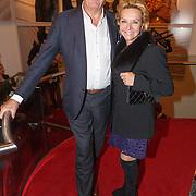 NLD/Amsterdam/20151019 - Premiere Fatal Attraction, Mariska van Kolck en partner .......