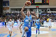 DESCRIZIONE : Campionato 2014/15 Dolomiti Energia Aquila Trento - Dinamo Banco di Sardegna Sassari<br /> GIOCATORE : Giacomo Devecchi<br /> CATEGORIA : Schiacciata<br /> SQUADRA : Dinamo Banco di Sardegna Sassari<br /> EVENTO : LegaBasket Serie A Beko 2014/2015<br /> GARA : Dolomiti Energia Aquila Trento - Dinamo Banco di Sardegna Sassari<br /> DATA : 15/12/2014<br /> SPORT : Pallacanestro <br /> AUTORE : Agenzia Ciamillo-Castoria / Luigi Canu<br /> Galleria : LegaBasket Serie A Beko 2014/2015<br /> Fotonotizia : Campionato 2014/15 Dolomiti Energia Aquila Trento - Dinamo Banco di Sardegna Sassari<br /> Predefinita :