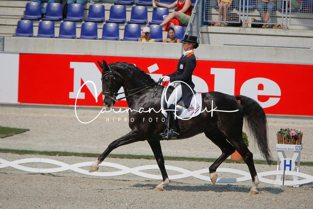 Van Grunsven Anky (NED) - IPS Salinero<br /> CDIO Grand Prix<br /> CHIO Aachen 2009<br /> Photo © Dirk Caremans