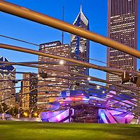 Chicago Landmarks + Tourist Attractions