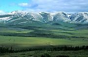 Richardson Mountains, Yukon Territories, Canada