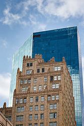 Blackstone Hotel (now Courtyard by Marriott Fort Worth/Blackstone) in Fort Worth, Texas, USA.
