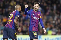 Barcelona v Rayo Vallecano - 09 March 2019