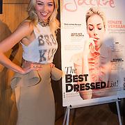"NLD/Amsterdam/20130626 - Uitreiking Jackie""s Best Dressed 2013, hoofdredactrice Suzanne Arbeid, Renate Gerstanowitz - Verbaan en Nikkie Plessen"