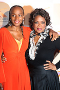 l to r: Susan l. Taylor and Ophrah Winfrey at The National CARE Mentoring Movement Gala held at ESPACE on December 2, 2008 in NYC..National CARES is a mentor-recruitment movement that works ti fill the pipeline of youth-supporting organizations throughout the country with mentors. Its mission is to save a generation by outting a caring adult in the life of every at-risk child and those who have already fallen in peril.