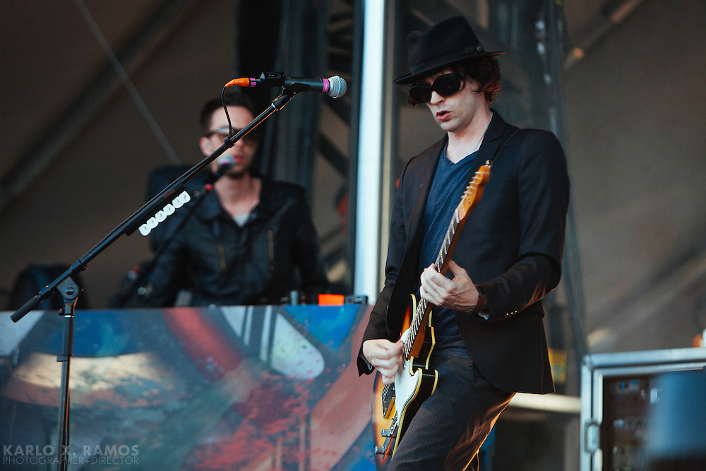 Third Eye Blind performing at Suburbia Music Fest 2014 in Plano, TX