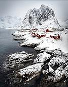 Lofoten Norway PRINTED