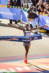 NYC Marathon, Wilson Kipsang, Kenya, wins