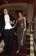 Yasmin Kerr and Louis Delafon, The 2005 Crillon Debutante Ball. Crillon Hotel, Paris. 26  November 2005. ONE TIME USE ONLY - DO NOT ARCHIVE  © Copyright Photograph by Dafydd Jones 66 Stockwell Park Rd. London SW9 0DA Tel 020 7733 0108 www.dafjones.com