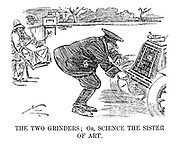 The Two Grinders; or, Science the Sister of Art.