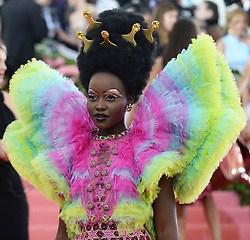The 2019 Met Gala Celebrating Camp: Notes on Fashion - Arrivals. 06 May 2019 Pictured: Lupita Nyong'o. Photo credit: MEGA TheMegaAgency.com +1 888 505 6342
