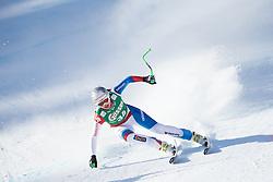 12.01.2013, Karl Schranz Abfahrt, St. Anton, AUT, FIS Weltcup Ski Alpin, Abfahrt, Damen im Bild Mirena Kueng (SUI) // Mirena Kueng of Switzerland in action during ladies Downhill of the FIS Ski Alpine World Cup at the Karl Schranz course, St. Anton, Austria on 2013/01/12. EXPA Pictures © 2013, PhotoCredit: EXPA/ Johann Groder