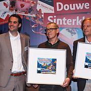 NLD/Amsterdam/20131112 - Presentatie DE Sinterklaasboeken, Michiel Acda, Ivo Niehe
