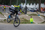 #78 (REIS SANTOS Paola) BRA at Round 6 of the 2018 UCI BMX Superscross World Cup in Zolder, Belgium