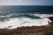 Magoito Beach, in Sintra, Portugal. 10/04/2011 NO SALES IN PORTUGAL