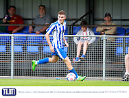 James Bowen during the Pre-Season Friendly match between Weston Super Mare and Cheltenham Town at the Woodspring Stadium, Weston Super Mare, United Kingdom on 18 July 2015. Photo by Carl Hewlett
