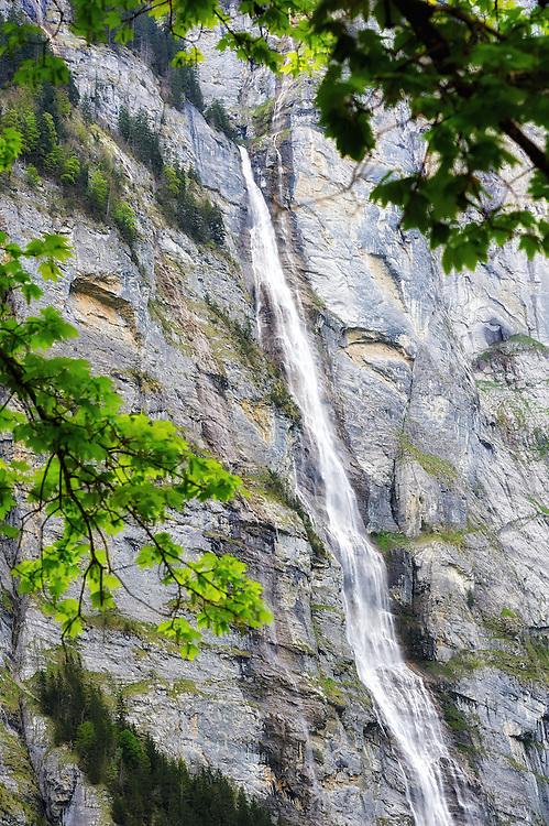 Switzerland - Murrenbach Falls