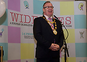 31/01/2018  Mayor of Galway Pearce Flannery at the launch of Wide Eyes, a unique one-off European arts extravaganza for babies and children aged 0 – 6. Hosted by Baboró, Wide Eyes will take place in Galway till Sun 4 February. This imaginative programme will feature 15 new theatre and dance shows from some of Europe's finest creators of Early Years work from Austria, Belgium, Denmark, Finland, France, Germany, Hungary, Italy, Poland, Romania, Slovenia, Spain, Sweden, UK and Ireland. For more see www.wideeyesgalway.ie<br /> <br /> Wide Eyes will welcome almost 200 artists and arts professionals from almost 20 countries to enthral and engage children over four jam-packed days. Photo:Andrew Downes, XPOSURE