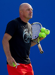 Coach Igor Roric during practice session 1 day before tennis tournament ATP Challenger Tilia Slovenia Open 2013 on July 1, 2013 in SRC Marina, Portoroz / Portorose, Slovenia. (Photo by Vid Ponikvar / Sportida.com)