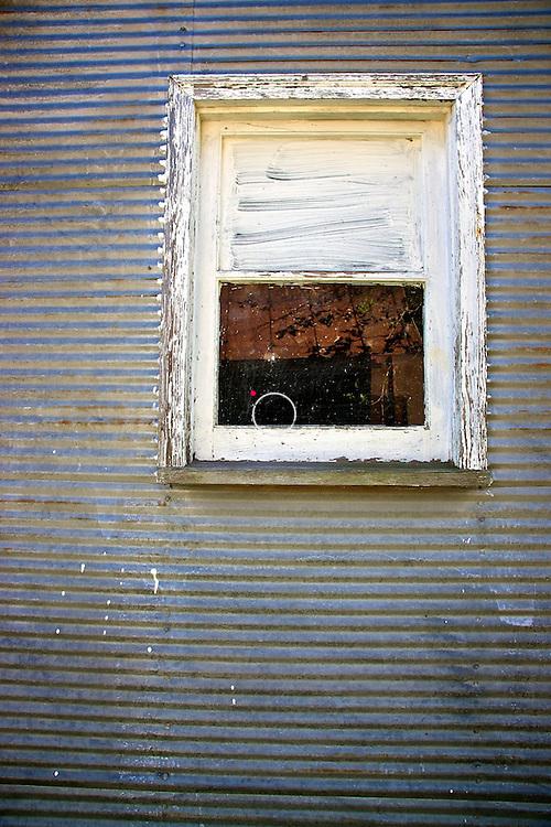 Vintage Window Painted