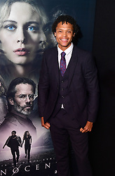 Percelle Ascott during a screening of of Netflix's The Innocents at the Curzon Mayfair in London.