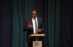 09/04/2018: Finance Minister Nhlanhla Nene, Speaking at a Gibs business school forum during the opening of the National Treasury CSP Executive Leadership Programme.073<br /> Picture: Matthews Baloyi/ANA/African News Agancy