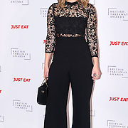 Rachel Stevens attends The British Takeaway Awards 2016, Monday 5th December at The Savoy in London,,UK. Photo by See Li