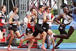 Samsung Diamond League adidas Grand Prix track & field; men's 1500 meters, Lagat, Webb, Torrance, Leer,