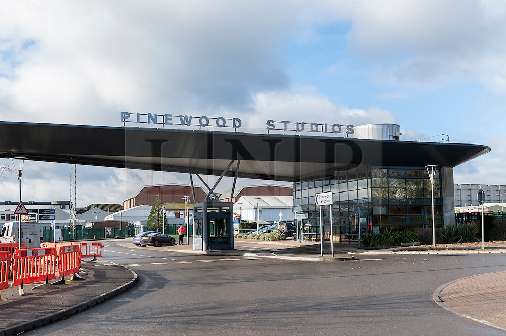 "© Licensed to London News Pictures. 10/02/2016. Iver Heath, UK.  Pinewood Studios, in Iver Heath Buckinghamshire, and home to the Star Wars and James Bond movies, has announced that it has appointed investment bank Rothschild to assist with a strategic review of the ""overall capital base and structure"" including the option of a sale in order to ""maximise value to its shareholders"".  Photo credit : Stephen Chung/LNP"