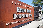 Haster Basin Recreation Park of Garden Grove California